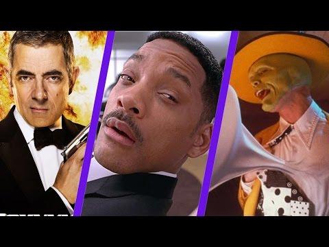 أفضل 10 أفلام كوميدية على الإطلاق
