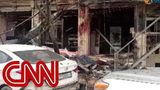 US service members killed in Syria explosion - CNN