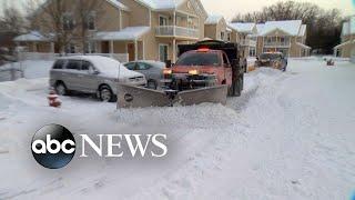 Deadly arctic blast sweeps Northeast - ABCNEWS
