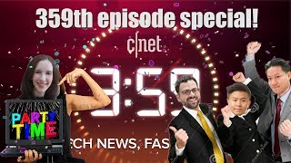 The 3:59, Ep. 359 - 3 hour 59 minute marathon special! - CNETTV