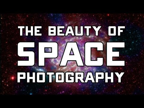 The Beauty of Space Photography | Off Book | PBS