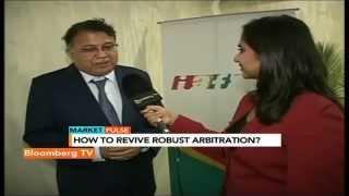 Market Pulse: How To Revive Robust Arbitration? - BLOOMBERGUTV
