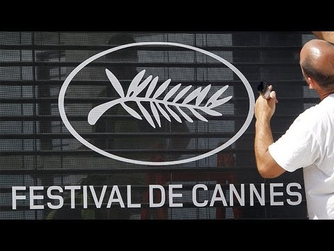 Cannes film festival gets ready for Wednesday night opening - no comment