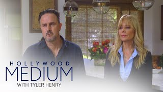 David and Rosanna Arquette's Jaw-Dropping Reading | Hollywood Medium with Tyler Henry | E! - EENTERTAINMENT