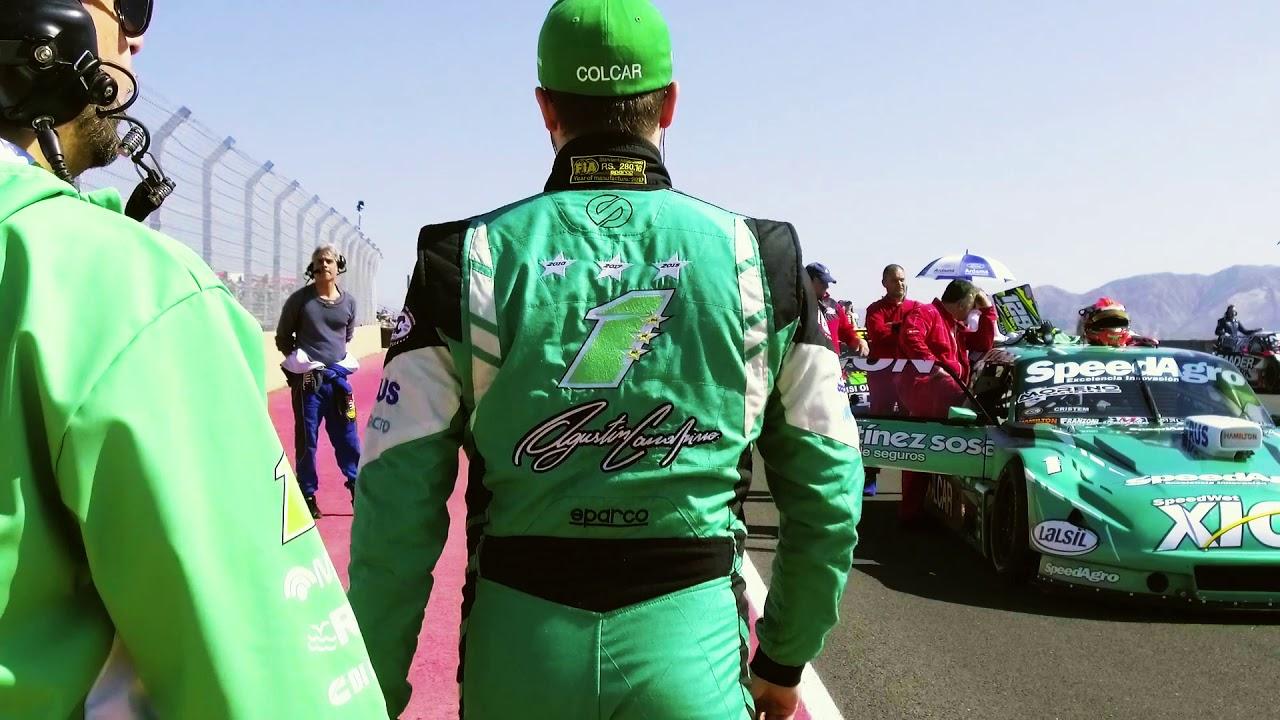 Agustín Canapino en la carrera especial del #TCenSanJuan