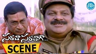 Sarada Saradaga Movie Climax Scene || Rajendra Prasad || Srikanth || Sindhu Tolani || Ali - IDREAMMOVIES