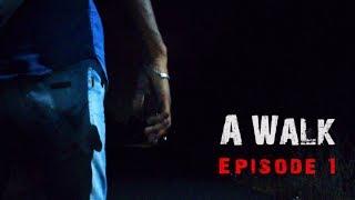 A Walk horror telugu short film     Episode 1    Prasad Falcon    NAA Creations - YOUTUBE