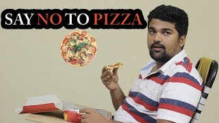Say No To PIZZA | Telugu Comedy Short Film 2017 | Directed by Rohit Thadi | #TeluguShortFilms - YOUTUBE