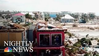 Hurricane Michael Death Toll Rises To At Least 29 | NBC Nightly News - NBCNEWS