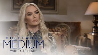 Tyler Henry Makes Erika Jayne Cry During Reading | Hollywood Medium with Tyler Henry | E! - EENTERTAINMENT