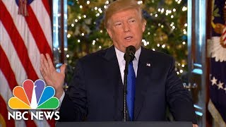 President Trump: IRS Confirms Lower Taxes By February If Congress Acts Before Christmas | NBC News - NBCNEWS