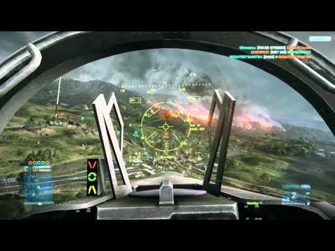 GamesCom 2011: Battlefield 3 Caspian Border Gameplay Trailer