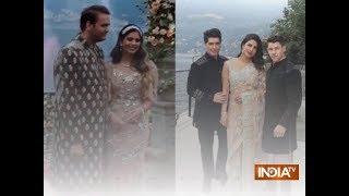 Isha Ambani-Anand Piramal Engagement: Priyanka Chopra, Janhvi Kapoor, who wore what! - INDIATV