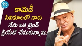 I Created a Trend for Myself with Comedy Movies - Rajendra Prasad | Talking Movies With iDream - IDREAMMOVIES