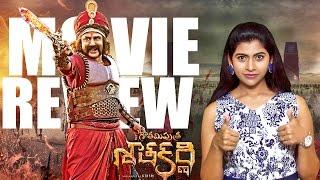 Gautamiputra Satakarni movie review | #Balakrishna | #Gautamiputrasatakarni | #GPSK || Shriya Saran - IGTELUGU