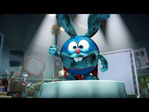 Кадр из мультфильма «Пин-код : Нобелевский сезон. Супербактерия»