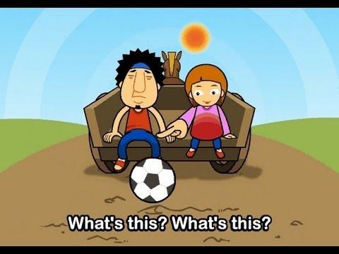 Muffin Songs – What's This?  İngilizce Tekerlemeler ve İngilizce Çocuk Şarkılar