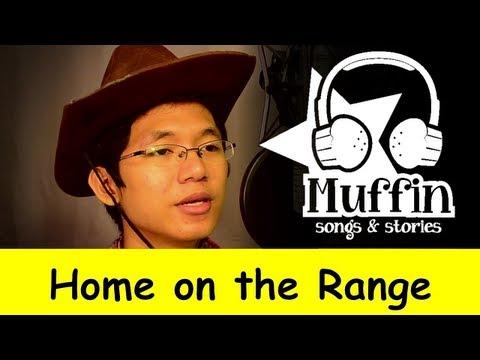 Muffin Songs – Home on the Range Tekerlemeler ve İngilizce Çocuk Şarkıları