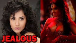 Richa Chaddha insecure of Sunny Leone! | Bollywood News