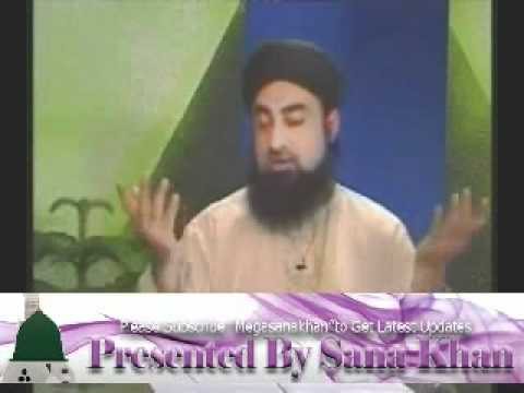 FULL :: Durood Shareef Ki Fazilat By Mufti Muhammad Akmal sahab &amp; Host Junaid Iqbal Qtv