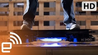 The $10k hoverboard | Engadget - ENGADGET