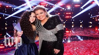 'The Voice' finale: Chevel Shepherd wins Season 15 - WASHINGTONPOST