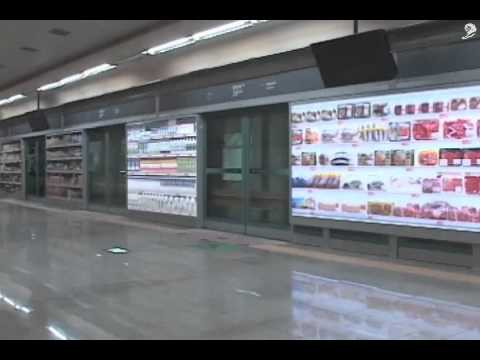 Tesco - Homeplus Subway Virtual Store
