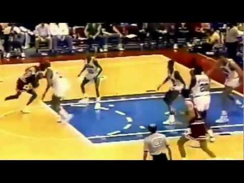 Chicago Bulls at Philadelphia 76ers | 11/16/88 | Michael Jordan 52 Points | HD