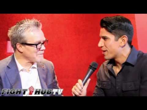Freddie Roach disappointed in Marquez, talks Nevada Boxing Hall Of Fame induction