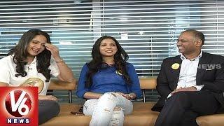 Anushka Shetty's Size Zero Movie Team Special Interview