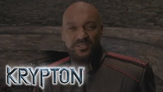 KRYPTON | Discovering Krypton - Kneel Before Zod | SYFY - SYFY