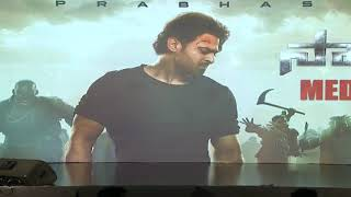 Saaho press meet at Hyderabad - idlebrain.com - IDLEBRAINLIVE