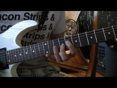 Bullet For My Valentine - Hand of Blood Complete Tutorial HD