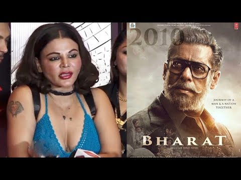Rakhi Sawants INSULT Salman Khans Fans Bharat Movie & Review