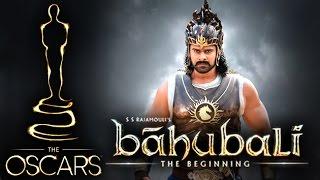 'Baahubali' In The Oscar Race | Prabhas | #LehrenTurns29 - LEHRENTELUGU