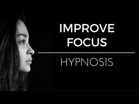 Improve Concentration and Memory | Guided Imagery | Hypnosis | Meditation Yoga |