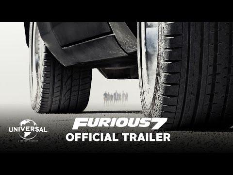 Furious 7 (PG-13)