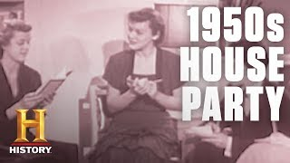 Flashback: What Makes A Good House Party? | History - HISTORYCHANNEL