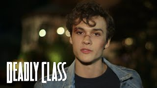 DEADLY CLASS | Behind The Scenes -Tearing Down The 80s | SYFY - SYFY