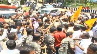 Chandrababu Naidu responsible for assault on Amit Shah's convoy: BJP Somu Veerraju | CVR News - CVRNEWSOFFICIAL