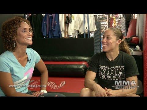 Strikeforce / Invicta FC's Liz Carmouche Predicts Rousey vs Kaufman and Tate vs Kedzie