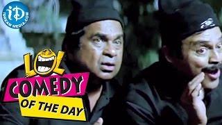 Comedy of the day 10 || Venkatesh, Brahmanandam Comedy Scene - IDREAMMOVIES