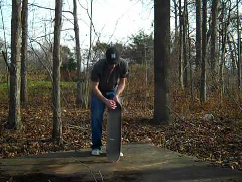 How To Ollie on a Skateboard for Beginner