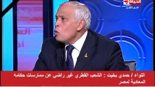 خبير عسكري: الشعب القطري غير راض عن سياسة دولته ضد مصر