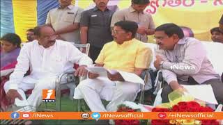 AP Become Model For Country in Houses For Poor | Minister Narayana in Rajahmundry | iNews - INEWS