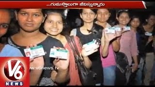 Registration of new voters are 10 crores in youth - Yuva Telangana - V6NEWSTELUGU