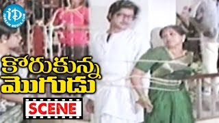 Korukunna Mogudu Movie Scenes - Shoban Babu Fighting With Goons || Lakshmi || Jayasudha - IDREAMMOVIES