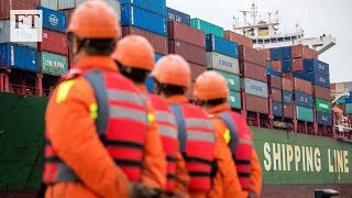 Chinese exports - looking behind the numbers - FINANCIALTIMESVIDEOS