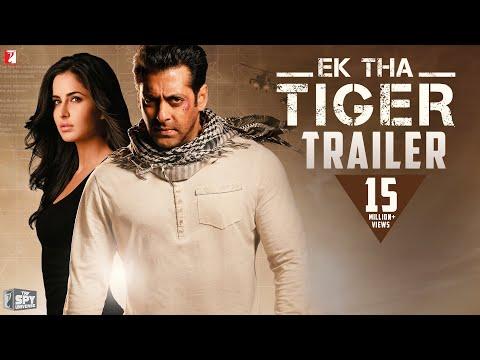 Ek Tha Tiger | Official Trailer | Salman Khan | Katrina Kaif - رويات تيوب