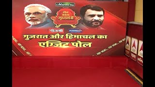 In Graphics: exit poll effect of sensex up 358 points - ABPNEWSTV